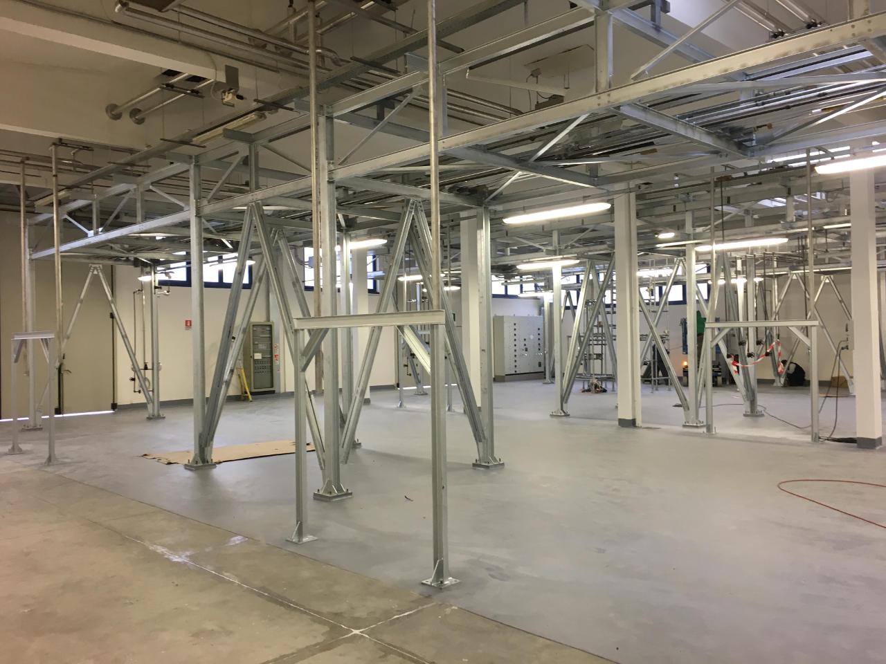 Impianti Elettrici per industrie Aura Impianti Provincia di Rimini